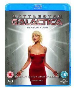 Battlestar Galactica: Season 4 [Import]