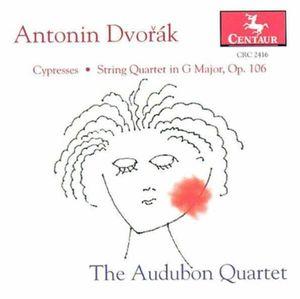Cypresses: String Quartet in G Op 106