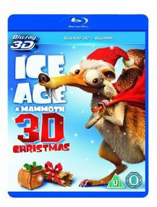 Ice Age Mammoth Christmas 3D [Import]