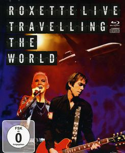 Roxette Live Travelling the World [Import]