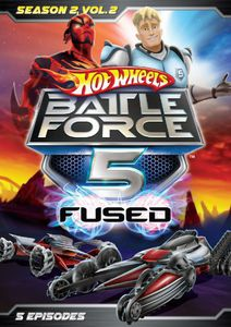Hot Wheels Battle Force 5: Season 2 Volume 2