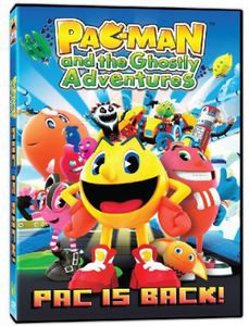 Pac-Man and the Ghostly Adventures: Pac Is Back!
