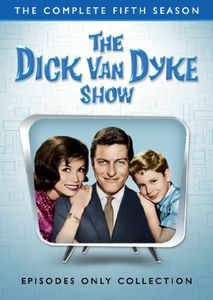 The Dick Van Dyke Show: Season Five (Episodes Only)
