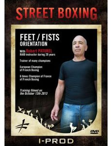Street Boxing: Feet /  Fists Orientation