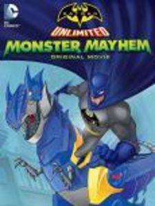 Batman Unlimited: Monster Mayhem