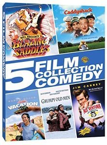 5 Film Collection Comedy