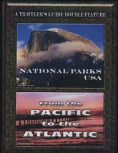 USA - National Parks & From the Pacific to the