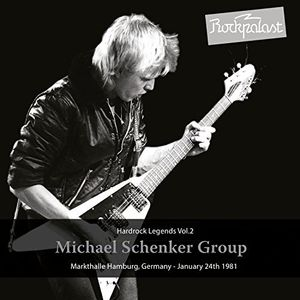Hard Rock Legends, Vol. 2: Markthalle 1981