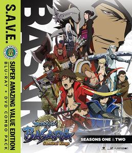 Sengoku Basara: Samurai Kings Ssn 1-2 + Ova - Save