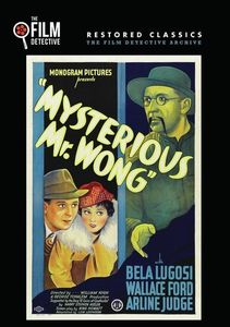 The Mysterious Mr. Wong