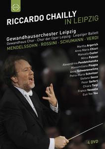 Riccardo Chailly & Gewandhausorchester Leipzig
