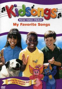 Kidsongs: My Favorite Songs