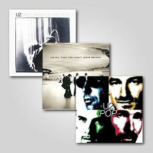 U2 Lp Bundle , U2