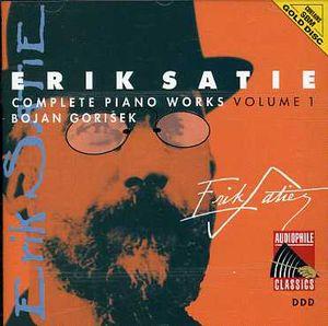 Satie: Complete Piano Works 1