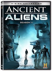 Ancient Aliens: Season 11, Vol. 1
