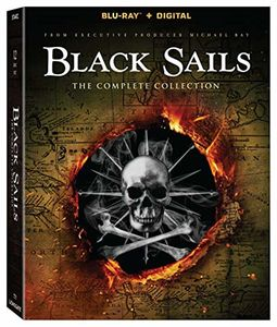 Black Sails: The Complete Collection , Toby Stephens