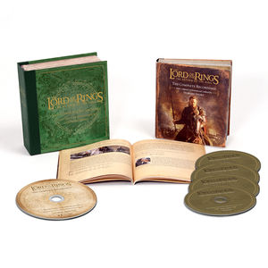 Lord Of The Rings: Return Of The King: Complete , Howard Shore