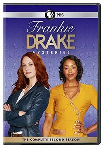 Frankie Drake Mysteries: The Complete Second Season , Lauren Lee Smith