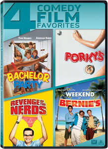 Bachelor Party /  Porky S /  Revenge of the Nerds