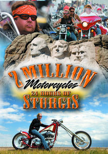 2 Million Motorcycles 24 Hours of Sturgis