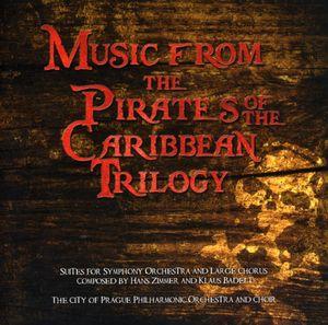 Pirates of the Carribean Trilogy (Original Soundtrack)