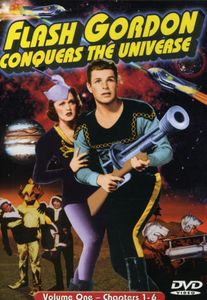 Flash Gordon Conquers the Universe 1 & 2