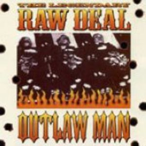 Outlaw Man [Import]