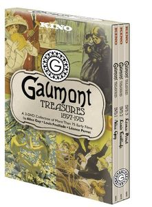Gaumont Treasures Volume 1 1897-1913