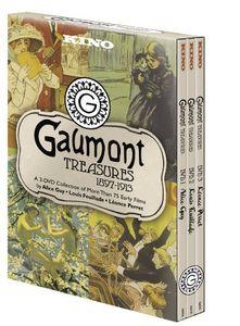 Gaumont Treasures Volume 1 1897-1913