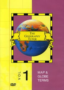 Map and Globe Terms