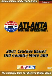 Nascar: 2001 Atlanta: Cracker Barrel 500