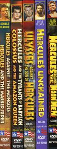 Sword and Musclemen: Volume 1