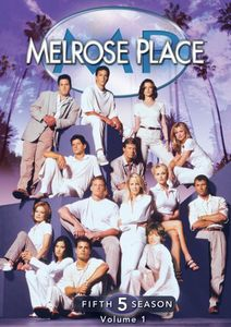 Melrose Place: The Fifth Season Volume 1