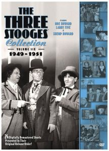 The Three Stooges Collection: Volume 6: 1949-1951