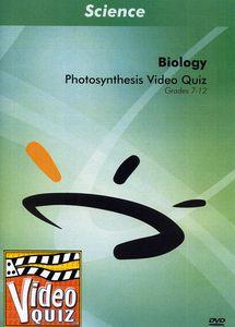 Photosynthesis Video Quiz