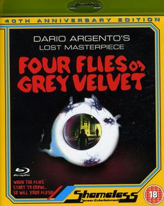 Four Flies on Grey Velvet (40th Annniversary Edition) [Import]