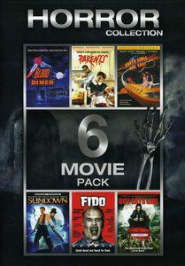 Horror Collection: Volume 2 - 6 Movie Pack , David Carradine
