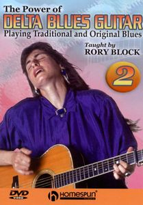 The Power of Delta Blues Guitar: Volume 2