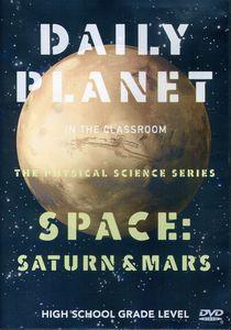 Space: Saturn & Mars