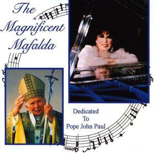 Magnificent Mafalda Dedicated to Pope John Paul 2