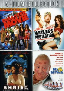 Disaster Movie & Witless Protection & Shriek If