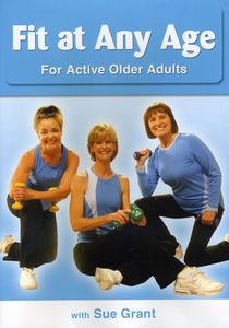 Fit at Any Age for Older Active Adults