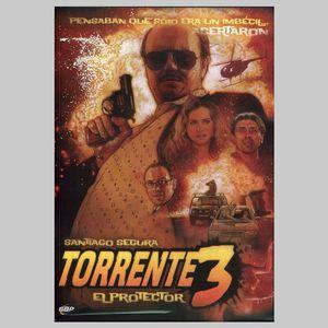 Torrente 3 [Import]