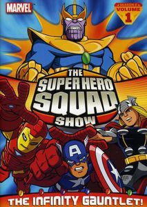 The Super Hero Squad Show: The Infinity Gauntlet!: Season 2 Volume 1