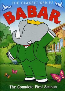 Babar: The Complete First Season , Gordon Pinsent