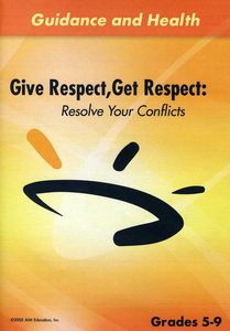 Give Respect Get Respect: Resolve Your Conflicts