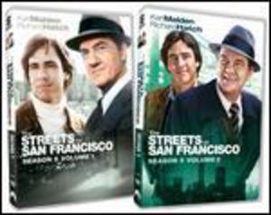 The Streets of San Francisco: Season 5 Volume 1 & 2 2-Pack