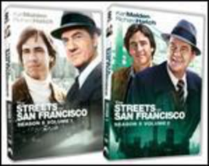 The Streets of San Francisco: Season 5 Volume 1 & 2 2-Pack