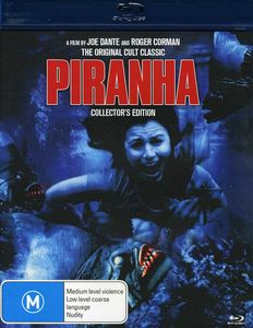 Piranha: The Original (1978) [Import]