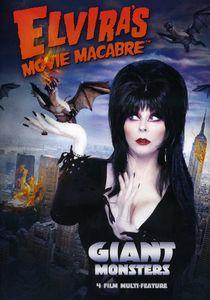 Elvira's Movie Macabre: Giant Monsters